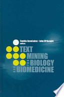Text Mining for Biology and Biomedicine