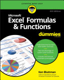 Excel Formulas   Functions For Dummies