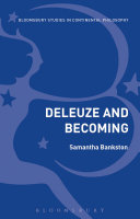 Deleuze and Becoming [Pdf/ePub] eBook