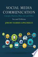 Social Media Communication Book PDF