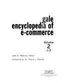 Gale Encyclopedia Of E Commerce