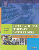 Cover of Occupational Therapy with Elders
