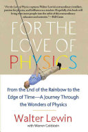 Pdf For the Love of Physics