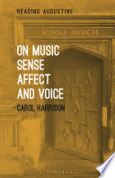 On Music  Sense  Affect and Voice