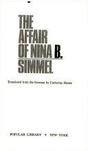 The affair of Nina B.