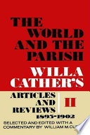 The World and the Parish Pdf/ePub eBook