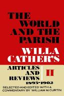 Pdf The World and the Parish