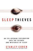 Sleep Thieves [Pdf/ePub] eBook