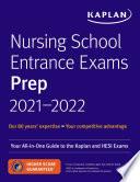 Nursing School Entrance Exams Prep 2021 2022