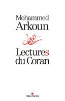Lectures du Coran