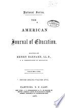 The American Journal of Education