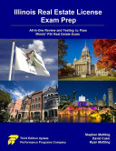 Illinois Real Estate License Exam Prep  All in One Review and Testing To Pass Illinois  PSI Real Estate Exam