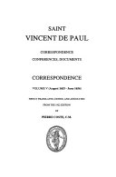 Correspondence  Conferences  Documents