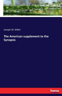 The American Supplement to the Synopsis