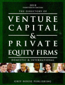 The Directory of Venture Capital   Private Equity Firms  Domestic   International