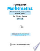 Foundation Math - Book 5