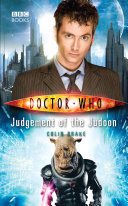 Doctor Who: Judgement of the Judoon Book