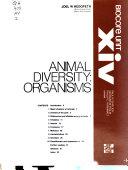 Animal Diversity  Organisms