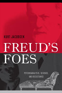 Freud's Foes Pdf/ePub eBook