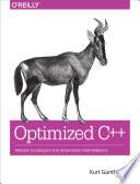 Optimized C
