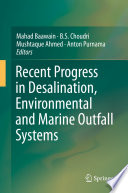 Recent Progress In Desalination Environmental And Marine Outfall Systems Book PDF