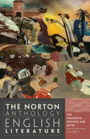 The Norton anthology English literature    complete in 2 volumes   2   F  The twentieth century and after