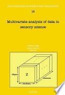 Multivariate Analysis of Data in Sensory Science