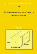 Multivariate Analysis of Data in Sensory Science