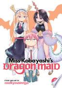 Miss Kobayashi S Dragon Maid Vol 3