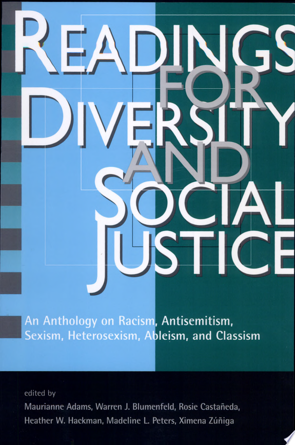 Readings for Diversity and Social J