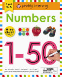 Wipe Clean Workbook  Numbers 1 50 Book