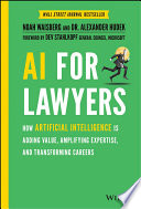 AI For Lawyers Book