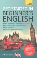 Get Started in Beginner s English