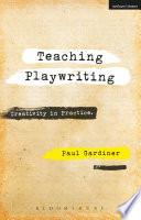 Teaching Playwriting