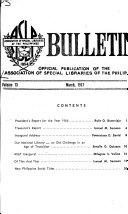 Aslp Bulletin