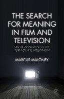 The Search for Meaning in Film and Television [Pdf/ePub] eBook
