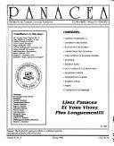 Panacea Book