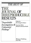 The Best of the Journal of Irreproducible Results