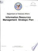 Department Of Veterans Affairs Information Resources Management Strategic Plan