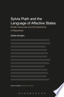 Sylvia Plath and the Language of Affective States Book PDF