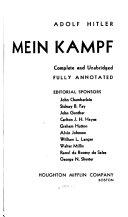 Mein Kampf Book PDF