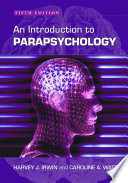 Cover of An Introduction to Parapsychology, 5th ed.