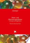 Nano  and Microencapsulation