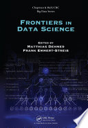 Frontiers in Data Science Book