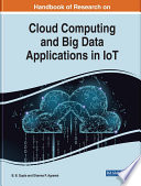 Handbook Of Research On Cloud Computing And Big Data Applications In Iot Book PDF