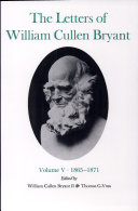 The Letters of William Cullen Bryant: 1865-1871