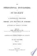 The International Encyclopedia of Surgery Book PDF