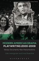Modern American Drama: Playwriting 2000-2009 Pdf/ePub eBook