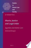 Shari A Justice And Legal Order
