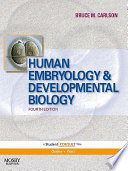 Human Embryology And Developmental Biology E Book Book PDF